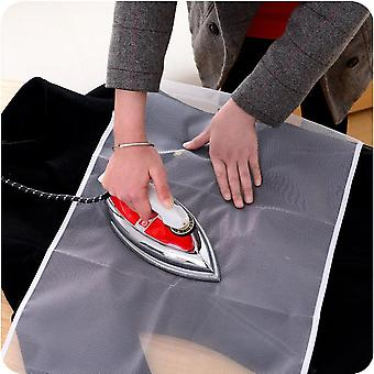 High Temperature Resistance Ironing Pad Cover - Household Protective Insulation Against Pressing Pad Boards Mesh Cloth