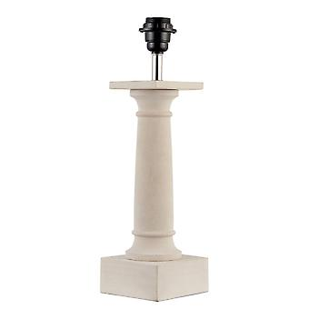 Endon - Bordlampe Poleret Sandsten, E27