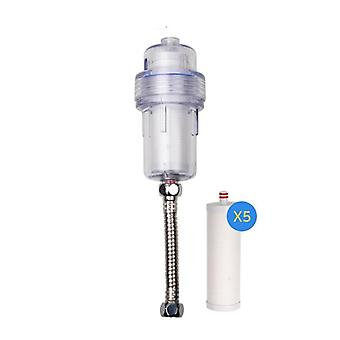 Water Filter [5pieces Filter] For Home , Kitchen , Bathroom