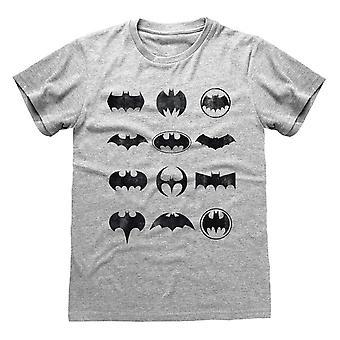 Batman Unisex Adult Icons T-paita