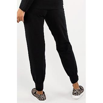 Belabumbum Cozy French Terry Foldover Jogger Pant