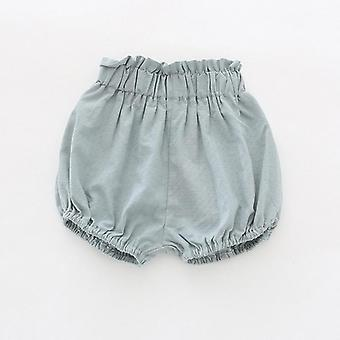Solid Summer Bloomers- Baby Shorts