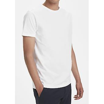 Jermalink White Stretch T-Shirt