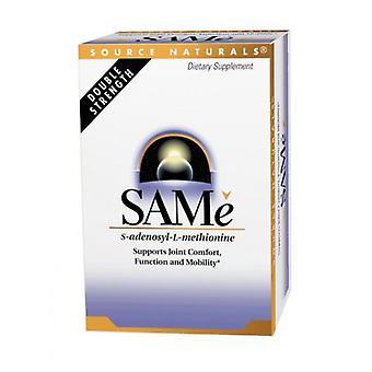 Source Naturals SAMe, 200 mg, 20 onglets