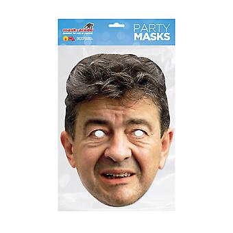 Mask-arade Jean Luc Melenchon Celebrities Party Face Mask