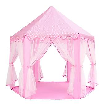 Portable Princess Castle Play-tent, Fairy House Fun Beach-tent Baby Playing Toy