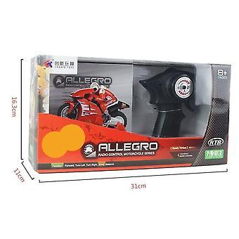Rc-moottoripyörä, nopea sähköinen Nitro kauko-ohjaimella - Auton lataus
