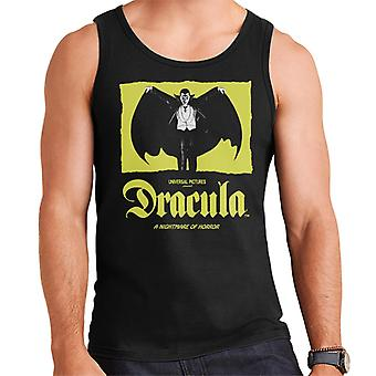 Dracula Nightmare Of Horror Men's Vest