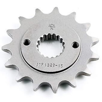 JT Sprocket JTF1322.15 Steel Front Sprocket 15 Tooth Fits Honda