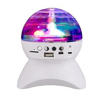 Wireless bluetooth Disco Ball Party Music Speaker LED Light Show