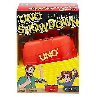 Card Game Mattel UNO Showdown