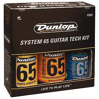 Jim dunlop gitaar tech care kit
