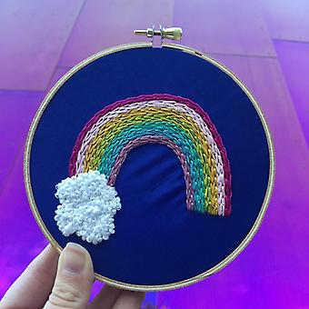 Diy Beginner Embroidery Kit