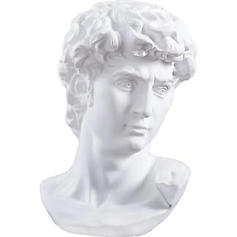 David Statue 15cm Head Portraits