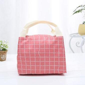 Aluminum Foil Insulation Bag, Korean Portable Lunch Bag