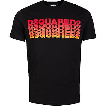 Camiseta Dsquared2 Multi Logo