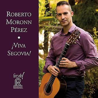 Berkeley / Desderi / Fornerod / Perez - Viva Segovia [CD] USA import