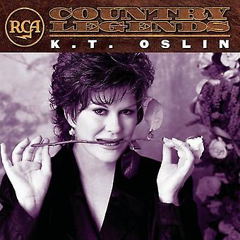 K.T. Oslin - Rca Country Legends [CD] USA import