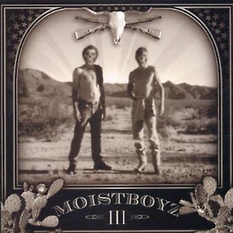 Moistboyz - Moistboyz III [CD] USA import