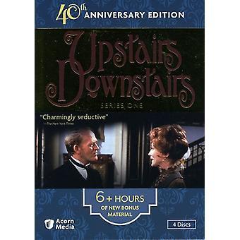 Yläkerran alakerta - Yläkerran alakerta: Sarja 1 [DVD] USA tuo