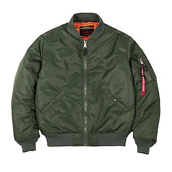 Flight Jacket For Spring, Autumn Thin Coats - Casual Outwear Clothing