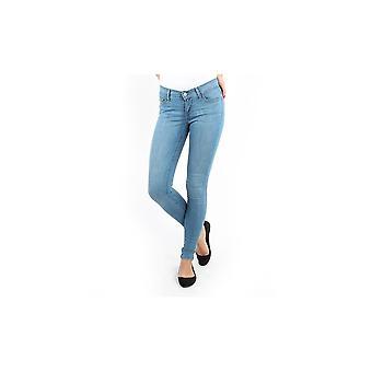 Levi's Super Skinny Tranquil 177780035 universeel het hele jaar door vrouwen broek