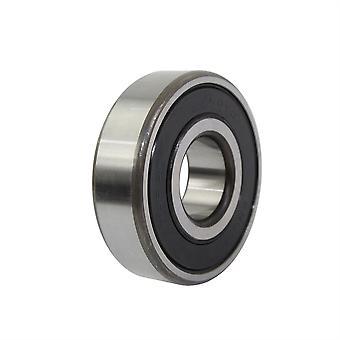 NTN Double Rubber Sealed Bearing - 6304DDU