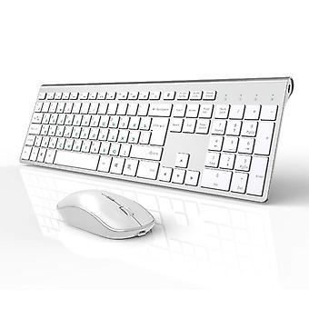 Ładowalna bezprzewodowa klawiatura / mysz