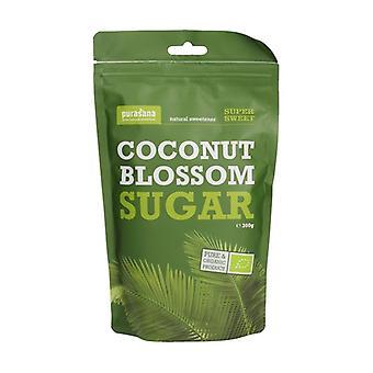 Coconut flower sugar 300 g of powder