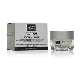 Platinum Gf Vital Age dry skin 50 ml
