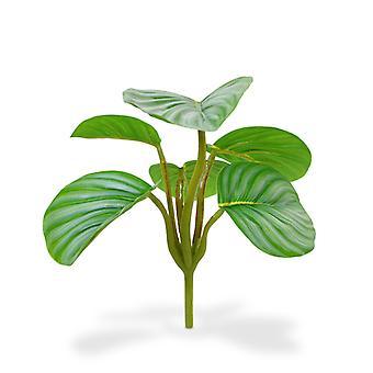 Künstliche Mini Orbifolia Bouquet 20 cm