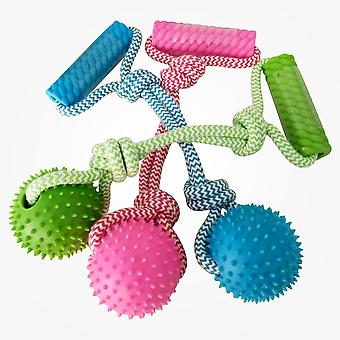 Rubber Chew Training Pet Dog Toy