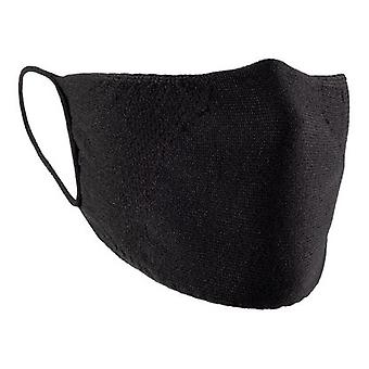 Trere Social Face Covering - Black