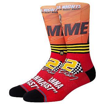 Stance Ich will schnell Socken gehen - Rot
