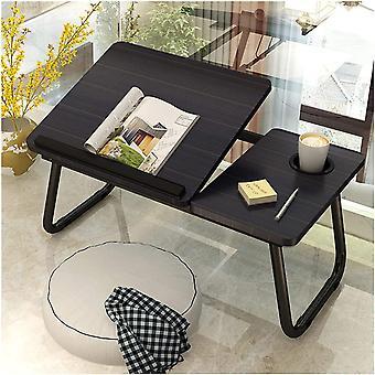Laptop Desk - Adjustable Laptop Bed Table, Folding Laptop Desk, Portable Laptop Desk For Bed Sofa