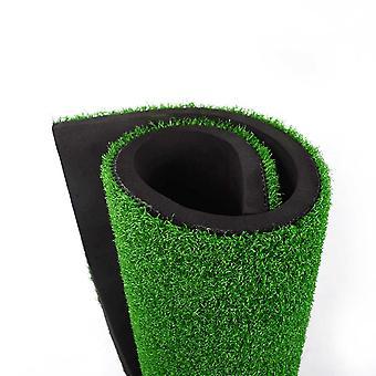 Golfe pratica tapete artificial de grama de grama para treinamento interno e externo