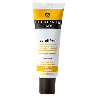 Heliocare Oil-free 360° gel SPF 50 of 50 ml