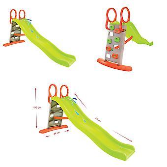 Mochtoys kinderglijbaan, waterglijbaan 11564, 205 cm schuiflengte, tot 50 kg