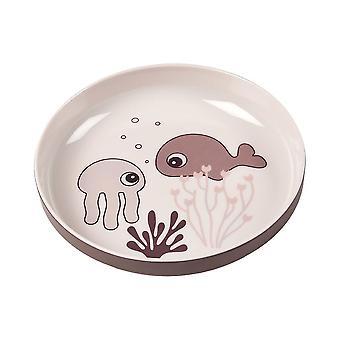 Gjort av Rådjur Smaskig Mini Plate Sea Friends Pulver