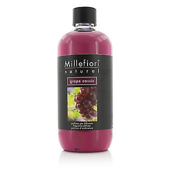 Natural fragrance diffuser refill grape cassis 208357 500ml/16.9oz
