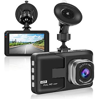 HanFei Dashcam Autokamera, FHD 1080P Videorecorder mit