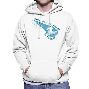 Pan Am Wings Over The World Men's sudadera con capucha