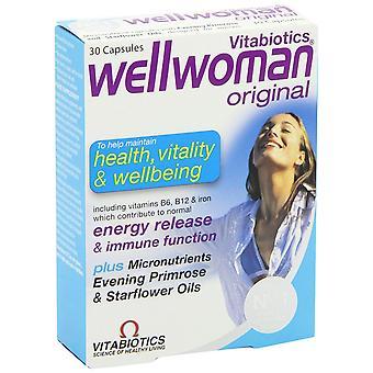 Vitabiotics, Wellwoman, 30 Capsules