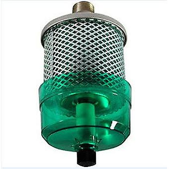 SMC Amc 0.1Mpa Exhaust Cleaner, Threaded, R 1/4 Female