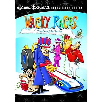 Wacky Races: The Complete Series [DVD] USA import