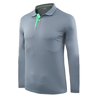 Long Sleeves T-shirt, Sports Quick-dry Running T-shirt