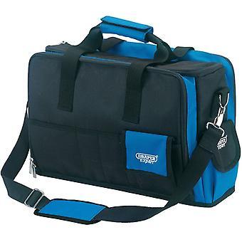 Draper Tools Professional Laptop Case for Technicians Blue and Black 89209