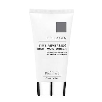 Travel 30ml collagen time reversing night -moisturiser