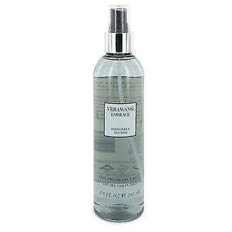 Vera Wang Embrace Periwinkle and Iris by Vera Wang Fragrance Mist 8 oz