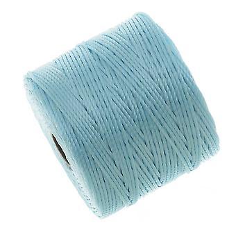 سوبر لون (S- لون) الحبل -- حجم #18 النايلون الملتوية -- السماء الزرقاء / 77 ياردة بكرة